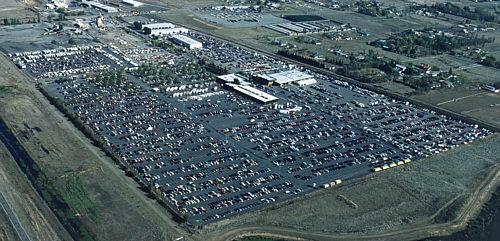 Gsa Auto Auction >> ADESA Sacramento Brasher`s